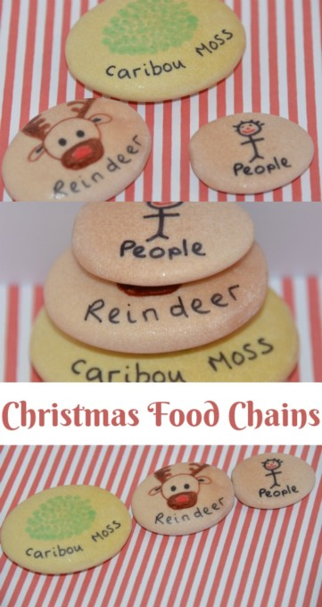 Christmas Food Chains