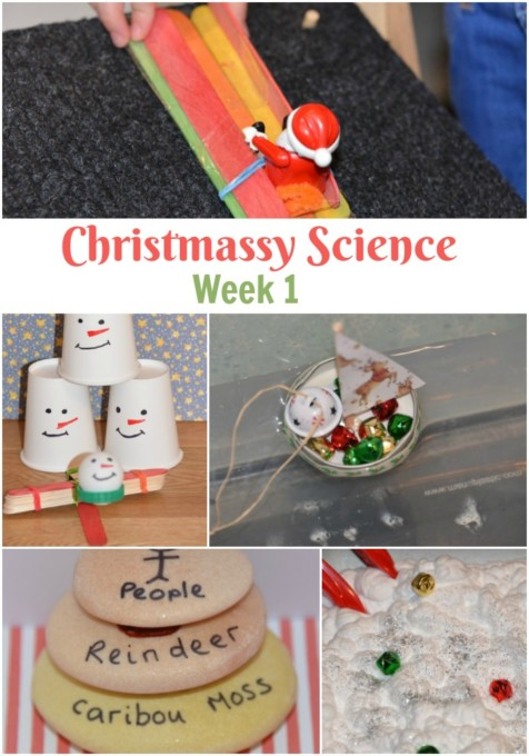 Christmassy Science