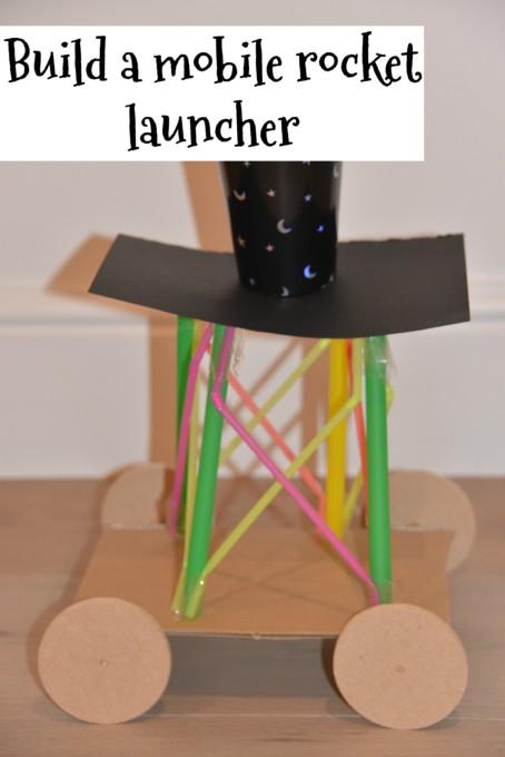 mobile rocket launcher