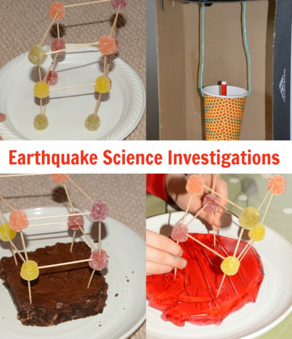 Earthquake Science Investigations