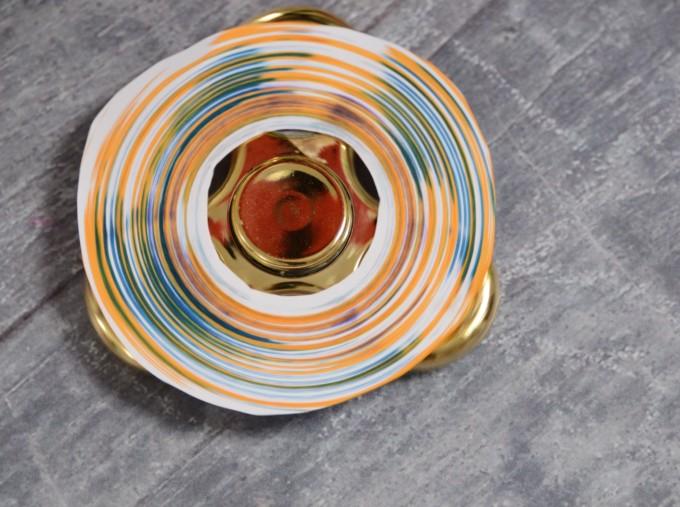 Fidget Spinner art