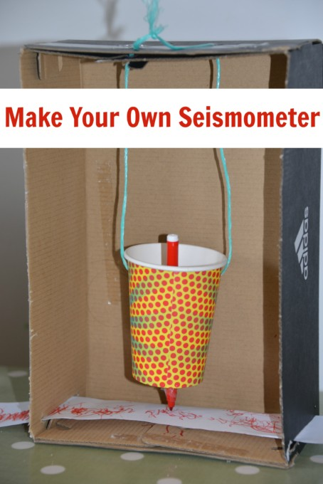 How to make a seismomete