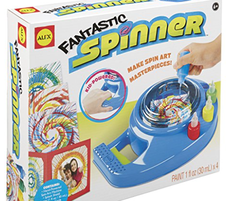 spin drawing machine