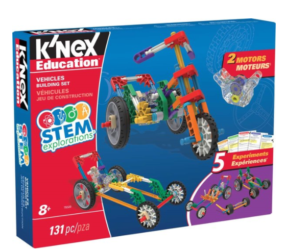 Vehicle STEM set