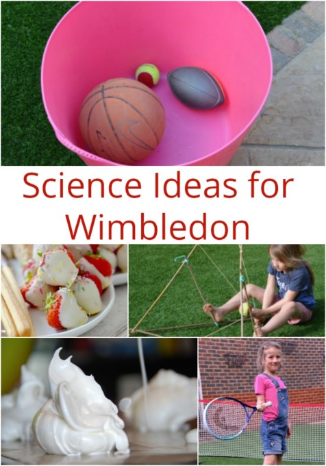 Science ideas for Wimbledon