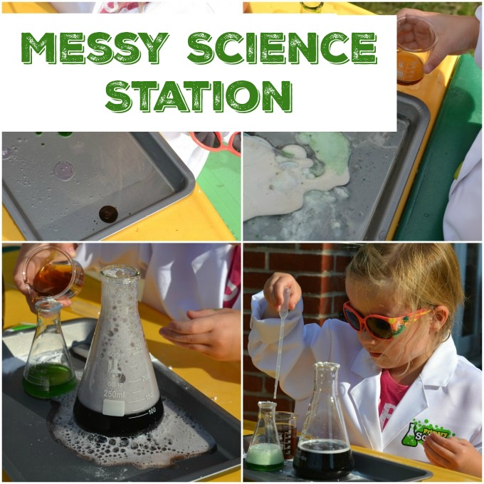 MEssy Science