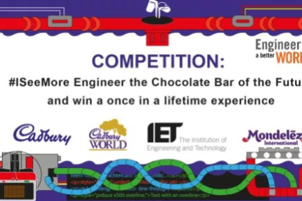 Engineer the Chocolate Bar of the Future #ISeeMore