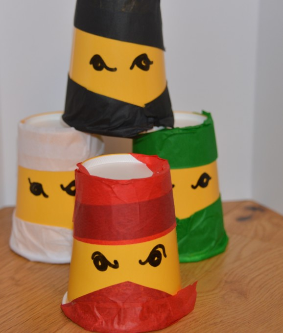 Ninjago craft
