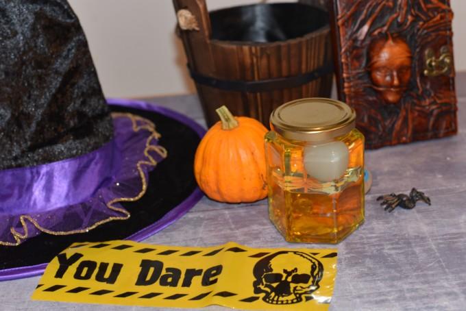 Witchy Density Jar