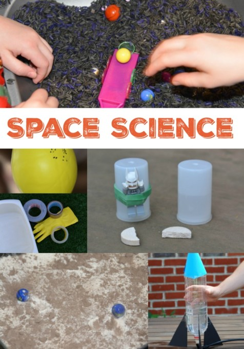 Easy space science ideas