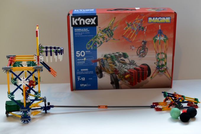 Knex Power and Play Motorised Building Set