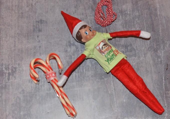 hook for an elf