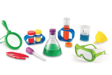 Win a Primary Science Lab Set from Learning Resources