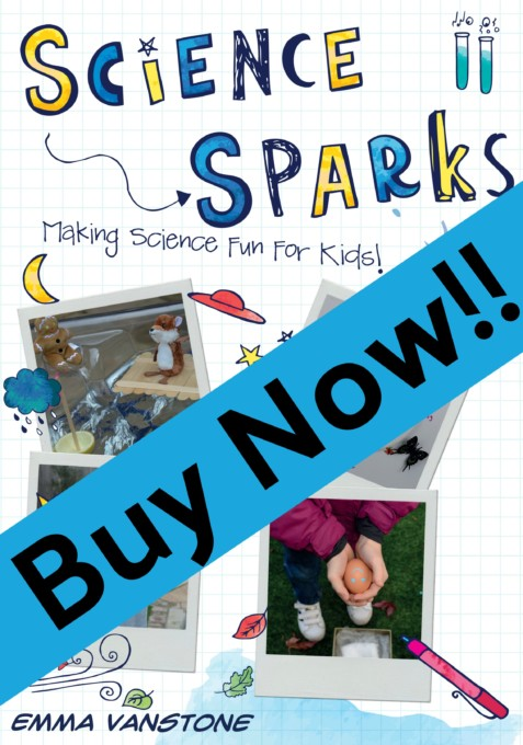 Science Sparks Book