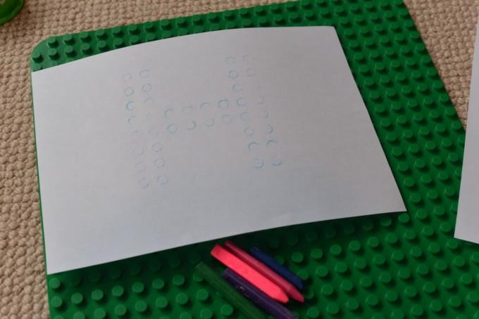 DUPLO letters