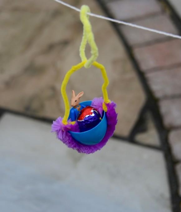 Easter Zip Wire