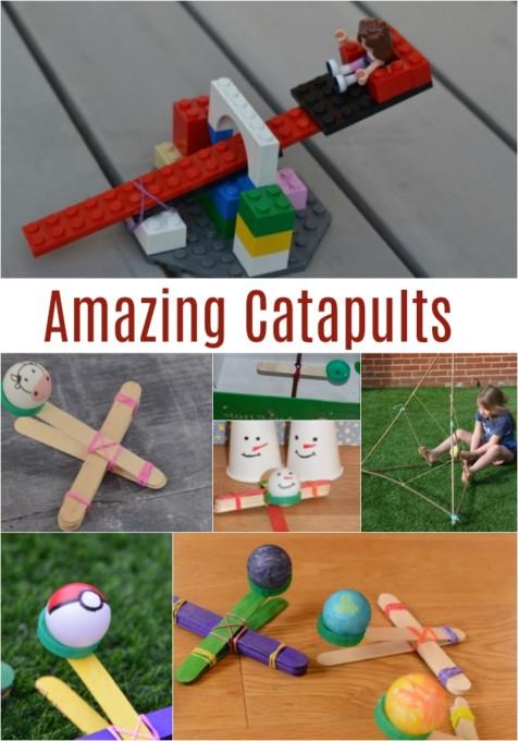 10 Amazing Catapults