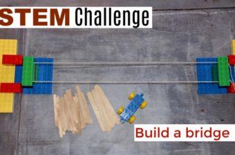 Build a Bridge STEM Challenge