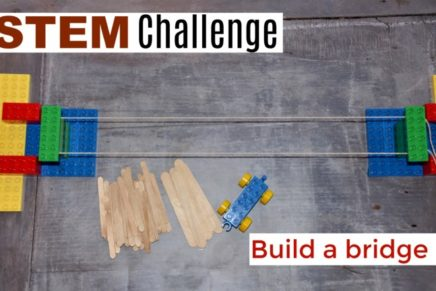 STEM Challenge – Build a Bridge