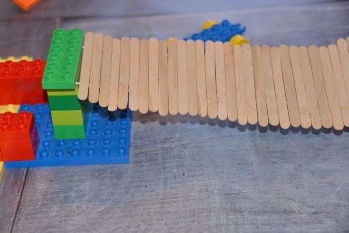 STEM Challenge - Build a Bridge