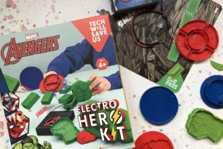 Win an Electro Hero Kit from TWSU