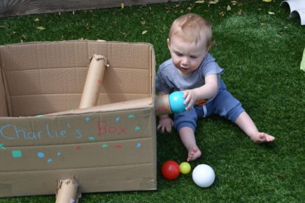 Rolling Ball Box