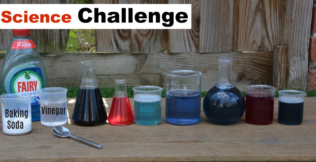 Red cabbage indicator challenge
