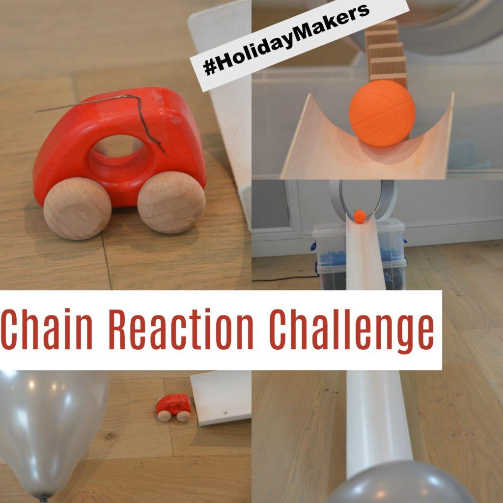 Chain Reaction Challenge