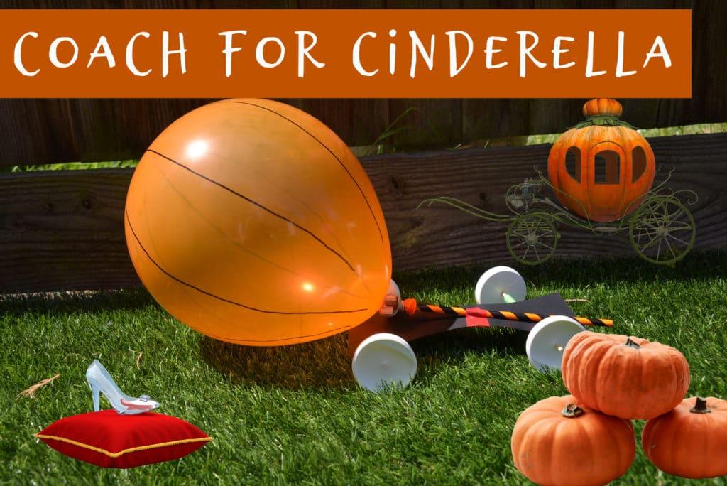 Carriage for Cinderella STEM Challenge