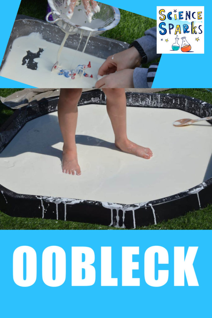 oobleck instructions