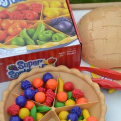 Super Sorting Pie from Learning Resources