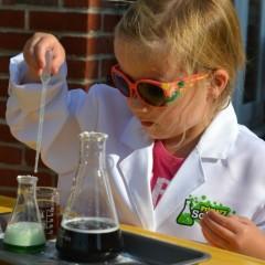Mini Chemistry Lab Exploration Station