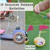 Top 10 Outdoor Summer Science Activities