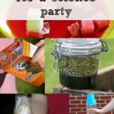 Great experiments for a science party