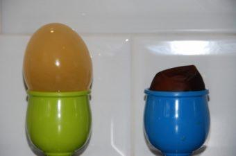 Using eggs to explain osmosis