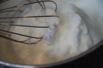 How to make meringue – simple science