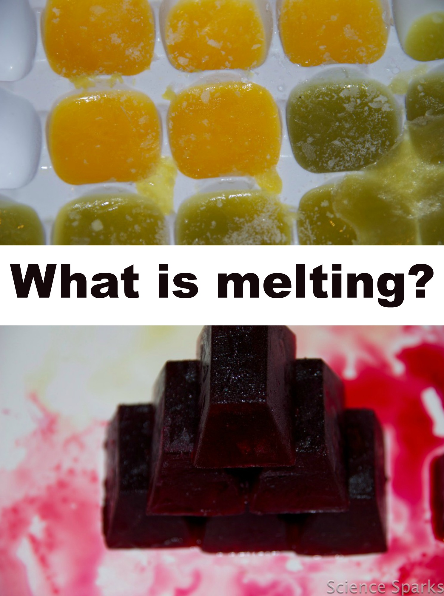 What is melting?