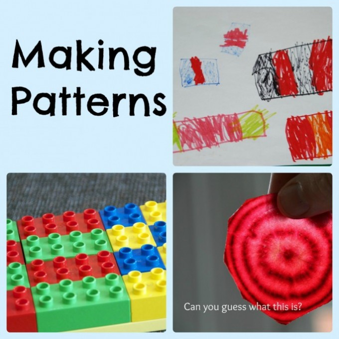 Make Patterns