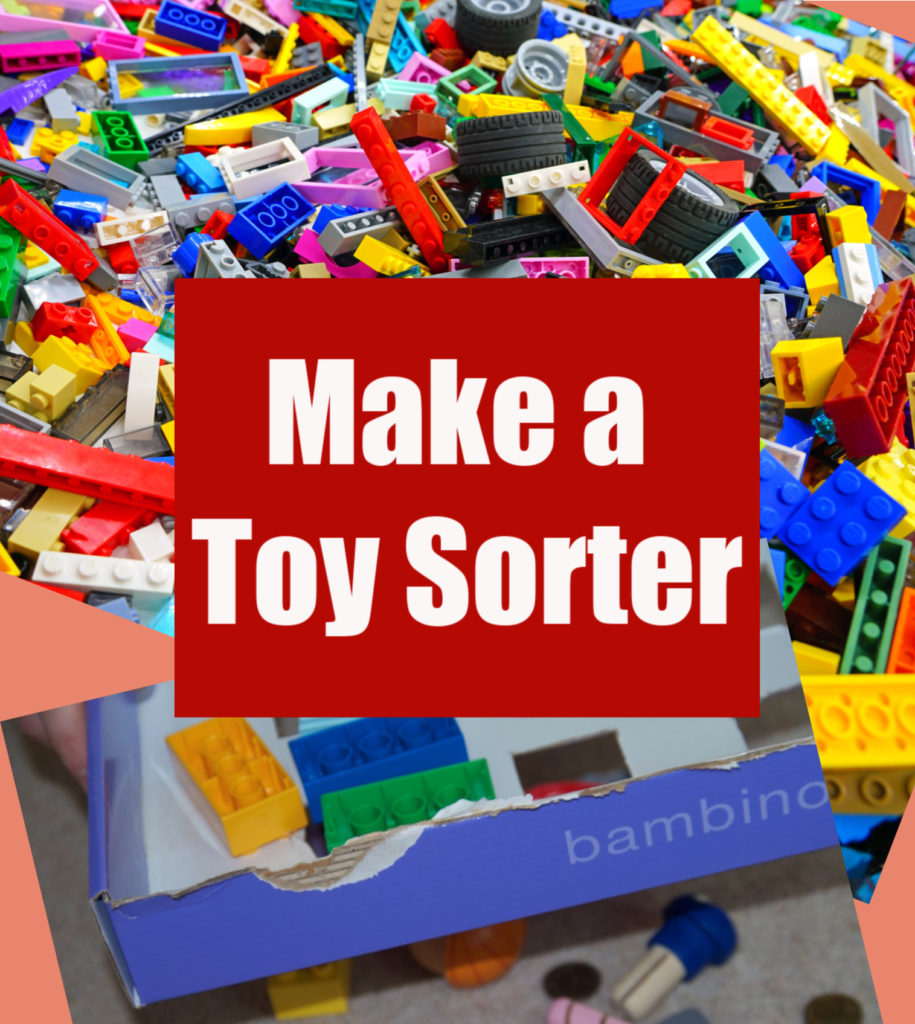 toy filter - science activity #scienceforkids