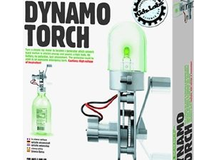 Dynamo Torch Set Review from Find me a Gift plus Giveaway