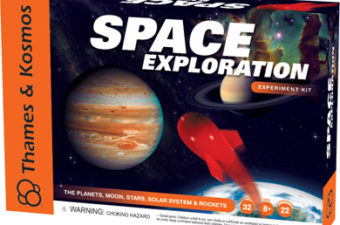 Space Exploration Experiment Kit