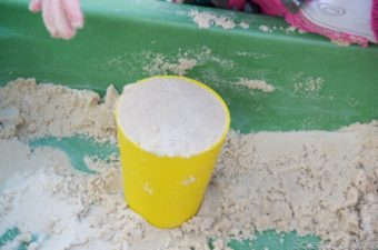 What makes a good sandcastle?