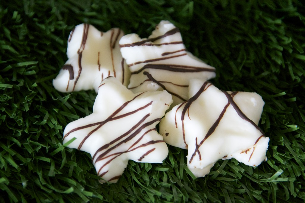 Peppermint Creams - fun Christmas food activity for kids