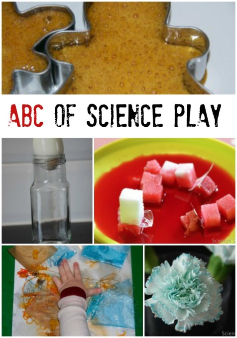 Science play ideas