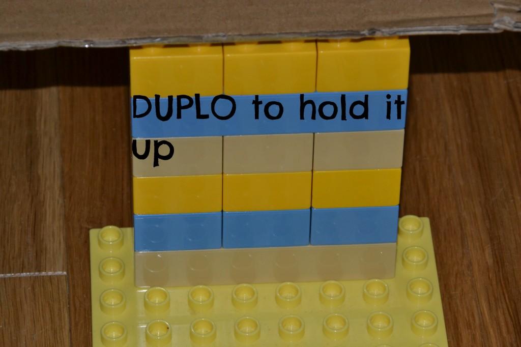 duplo ramp