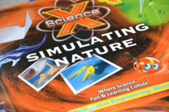 Science X – Stimulating Nature
