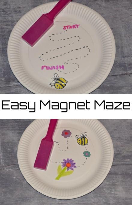 magnet maze
