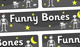 Funny Bones and an AMAZING Science Pack from TWINKL