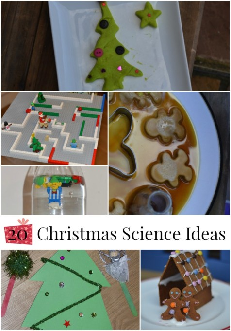 Christmas Science Experiments