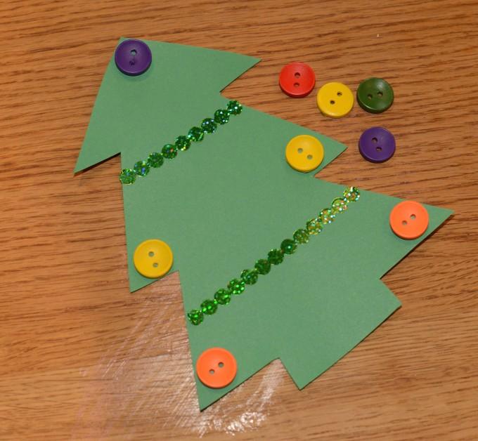 Symmetrical Christmas trees